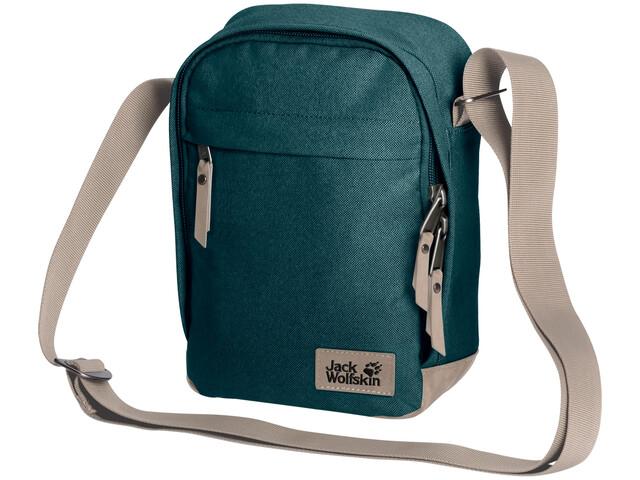 Jack Wolfskin Heathrow Shoulder Bag teal green